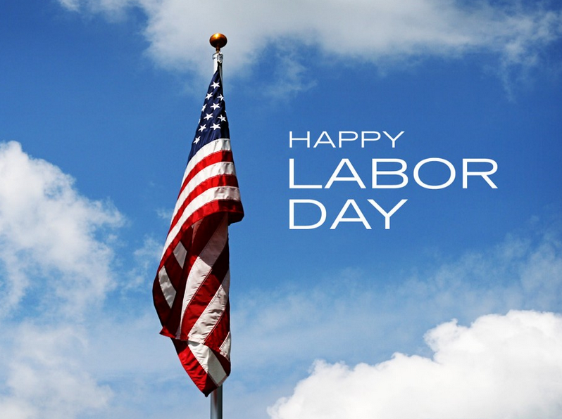 Happy Labor Day from Sign2Day